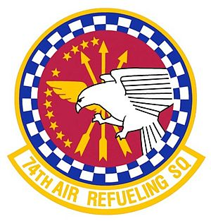 74th Air Refueling Squadron - Image: 74th Air Refueling Squadron