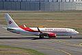 7T-VKI B737-8D6W Air Algerie TLS 24SEP13 (9923439366).jpg
