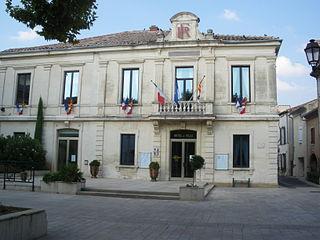 Sainte-Cécile-les-Vignes Commune in Provence-Alpes-Côte dAzur, France