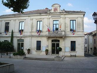 Sainte-Cécile-les-Vignes - Town hall