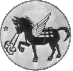 878th Bombardment Squadron - Emblem