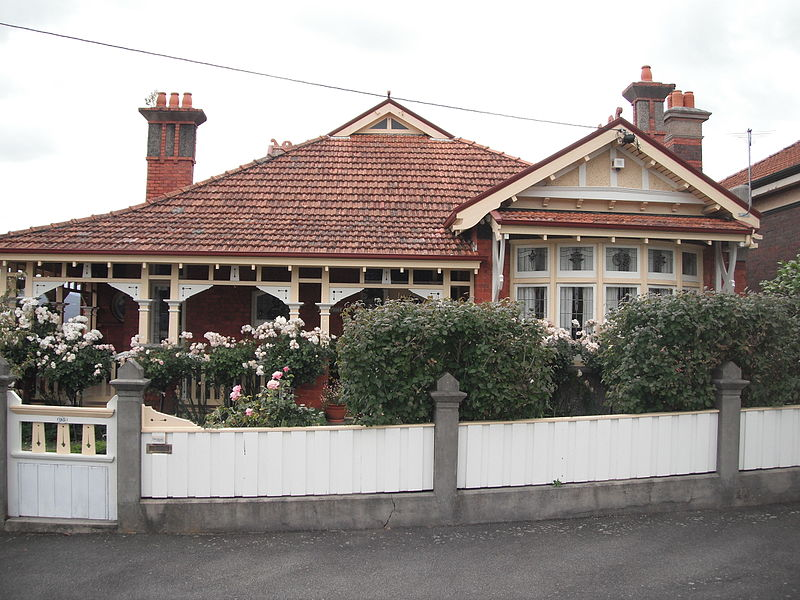 Queen Anne Bungalow at 95 High St, Launceston, TAS