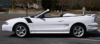 Ford Mustang SVT Cobra thumbnail