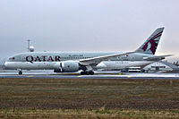 A7-BCC - B788 - Qatar Airways