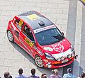 ADAC Rallye Deutschland 2013 - Fahrerpräsentation auf dem Roncalliplatz-4765.jpg