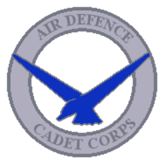 Air Defence Cadet Corps - Image: ADCC Badge