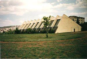 Ankara Science High School - Image: AFL gym