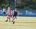 AFL Bond University Bullsharks (17959188478).jpg