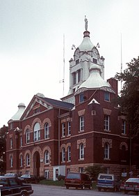 ANDREW COUNTY COURTHOUSE