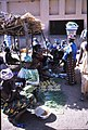 ASC Leiden - W.E.A. van Beek Collection - Dogon markets 20 - Women with onions and cabbages at the Mopti market, Mali 1992.jpg