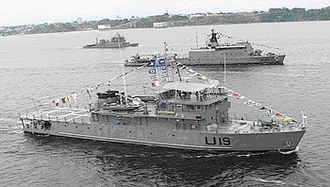Hospital ship - Brazilian Navy hospital ship U19 Carlos Chagas