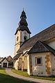 AT-12336 Kath. Pfarrkirche hl. Lambertus, Suetschach 04.jpg