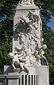 AT 20137 Mozartdenkmal, Figurengruppe Nordseite, Burggarten, Vienna-4925.jpg