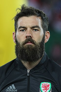 image illustrative de l'article Joe Ledley