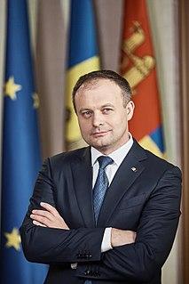 Andrian Candu Moldovan politician