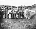 A Jordanian Christian family 1900.jpg