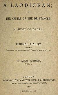 A Laodicean cover