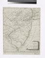 A New and accurate map of New Jersey - from the best authorities. NYPL433928.tiff