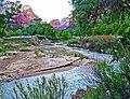 A River Runs Through It, Zion NP 2014 (32250925305).jpg