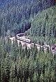 A Westbound Canadian, Kicking Horse Pass, 1982 (31413677413).jpg