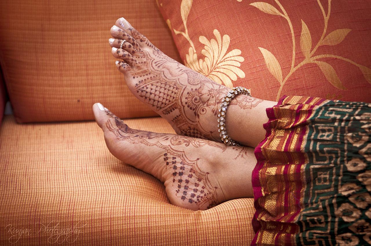 File A Bride Body Art Hindu Culture Religion Rites Rituals Sights Jpg Wikimedia Commons