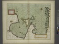 A chart of LYF LAND and East Fynland between Der Winda and Revel with Islands of Aland NYPL1640729.tiff
