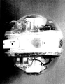 A model of a 7-inch falling sphere NASA sond.png