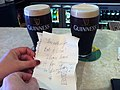 A pair of Guinness at Davy Byrne's Pub (6004160654).jpg