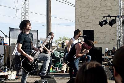 Picture of a band or musician: Abandon All Ships