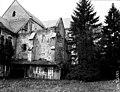 Abbaye cistercienne (ancienne) - Eglise, façade latérale - Lachalade - Médiathèque de l'architecture et du patrimoine - APMH00027561.jpg