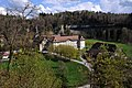 Abbaye de Hauterive, view from northwest 01 09.jpg