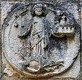 Abbaye de la Sauve Majeure - Saint Peter.JPG