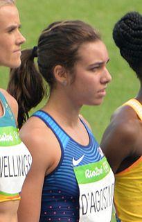 Abbey DAgostino American runner