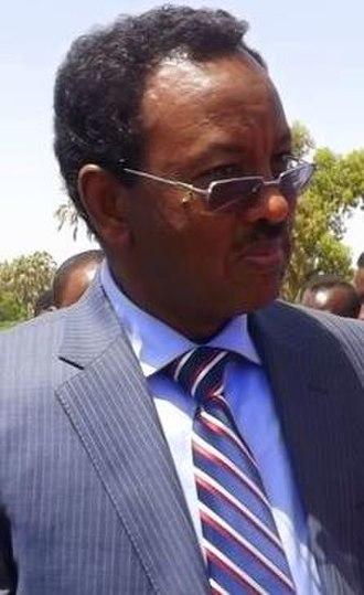 Abdi Shirdon - Image: Abdi Farah Shirdon hi