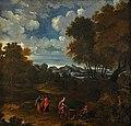 Abraham Genoels (Attr.) - Landscape with figures.jpg