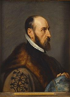Abraham Ortelius Flemish cartographer