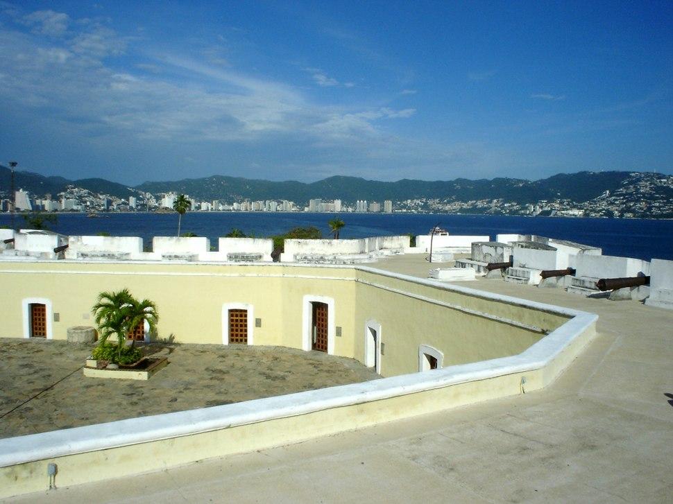 Acapulco - Fuerte de San Diego