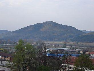 Adatepe (volcano) - Adatepe