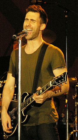 Adam Levine in Atlanta (2007)