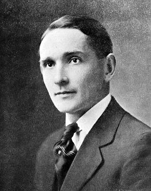Adam S. Bennion - Image: Adam S. Bennion 1922