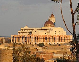Adi Keyh - St. George Church