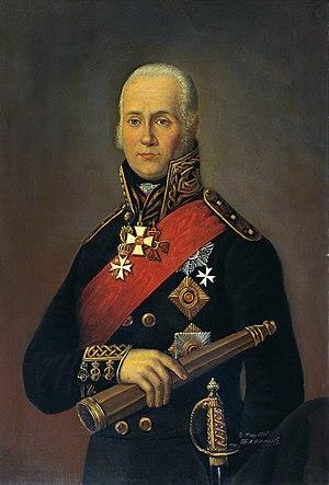 Fyodor Ushakov - Fyodor Fyodorovich Ushakov