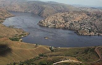 Matadi - Image: Aerial view of Matadi