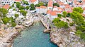 Aerial view of Suluci Beach in Dubrovnik, Croatia (48613033546).jpg