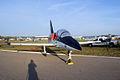 Aero Vodochody L-39C Albatros N150XX Roman86 BSY RFront SNF 04April2014 (14584494384).jpg