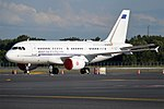Aeronautica Militare, MM62243, Airbus A319-115(CJ) (42523636550).jpg
