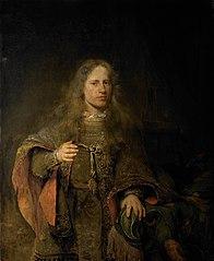Portrait d'Ernest de Beveren, Seigneur de l'Ouest-IJsselmonde et De Lindt