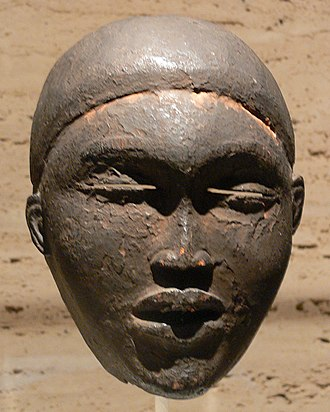 Yombe people - Diviner's Mask