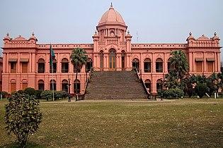 Дворец бенгальских навабов