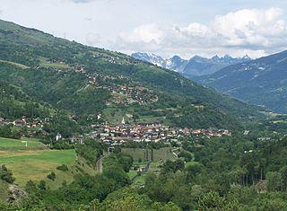 Aime-la-Plagne Commune in Auvergne-Rhône-Alpes, France